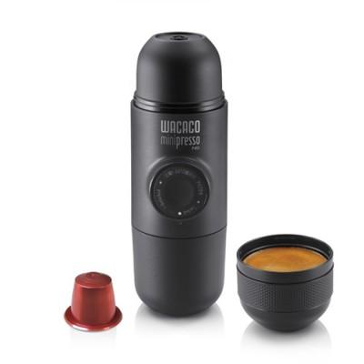 Капсулна кафе машина Wacaco - MINIPRESSO NS