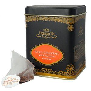 Ройбос с бял шоколад и ванилия