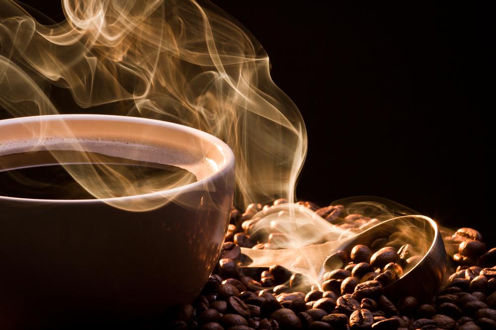 Аромат на кафето