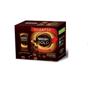 Nescafe Gold Promo Box white_new