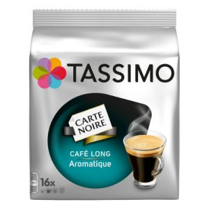 Tassimo Carte Noire Café Long Aromatique