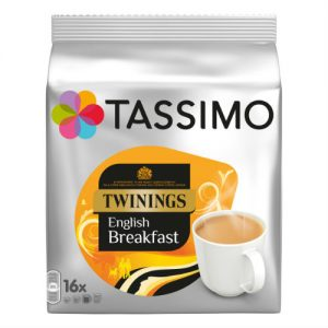 Tassimo Twinings English Breakfast Tea