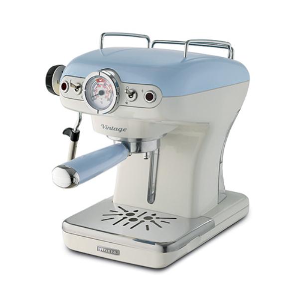 Кафе машина Ariete Vintage за мляно кафе и ESE дози