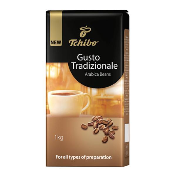 Кафе на зърна Tchibo Gusto Tradizionale 1kg